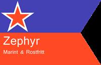 Zephyr Marint & Rostfritt Logo